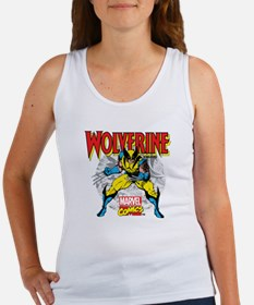 Wolverine Attack Women's Tank Top