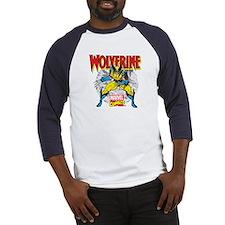 Wolverine Attack Baseball Jersey
