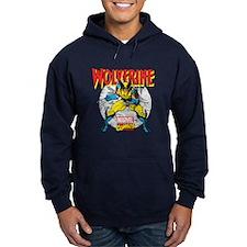Wolverine Attack Hoodie