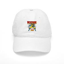 Wolverine Attack Baseball Cap