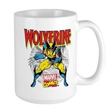 Wolverine Attack Mug