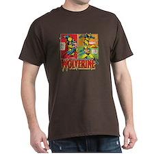 Wolverine Comic T-Shirt