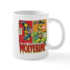 Wolverine Comic Mug