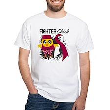 Throat Cancer Fighter Shirt