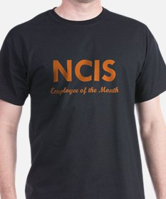 NCIS EMPLOYEE OF THE MONTH T-Shirt