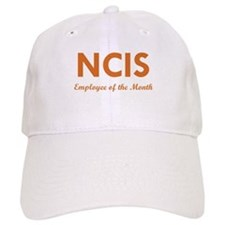 NCIS EMPLOYEE OF THE MONTH Baseball Cap