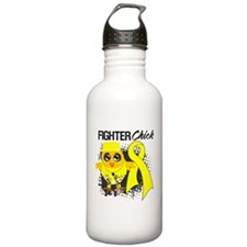 Sarcoma Fighter Water Bottle