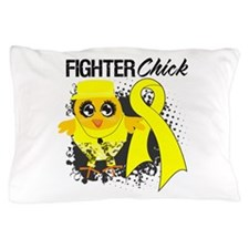 Sarcoma Fighter Pillow Case