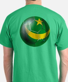 Mauritania Football T-Shirt