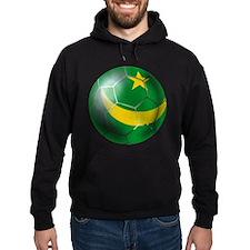 Mauritania Football Hoodie