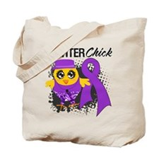 Pancreatic Cancer Fighter Tote Bag
