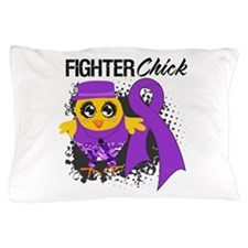 Pancreatic Cancer Fighter Pillow Case