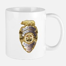 Los Angeles County Safety Police Mugs