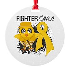 Neuroblastoma Fighter Ornament