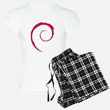 Debian Logo Pajamas
