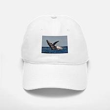 Humpback Whale 2 Baseball Baseball Baseball Cap