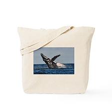Humpback Whale 2 Tote Bag