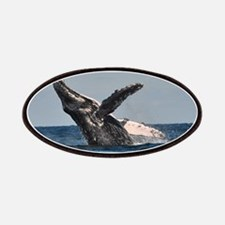 Humpback Whale 2 Patches