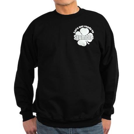 Shamrock Stumble W Sweatshirt (dark)