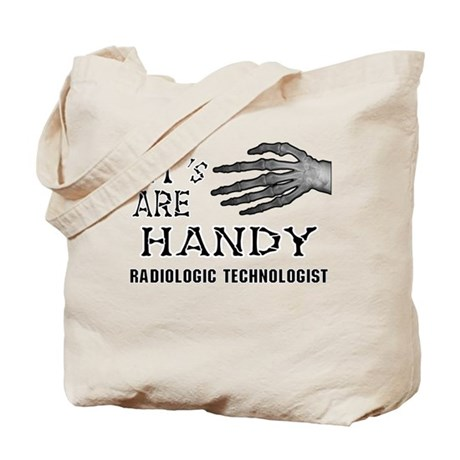 Xray RT Handy Tote Bag