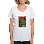 Strk3 Cthulhu Women's V-Neck T-Shirt