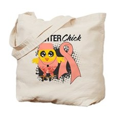 Endometrial Cancer Fighter Tote Bag