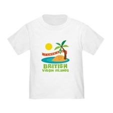 I Love The British Virgin Islands T