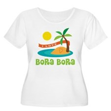 I Love Bora B T-Shirt