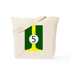 Lotus 49 Tote Bag