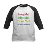 Spoil Me! Kids Baseball Jersey