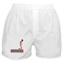 Tattoo U Valentina Boxer Shorts