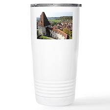 Ancient Swiss Castle Travel Mug