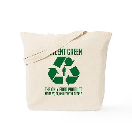 Strk3 Soylent Green Tote Bag