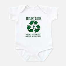 Strk3 Soylent Green Infant Bodysuit