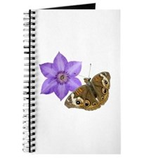 Squirrel Butterfly Flower Journal