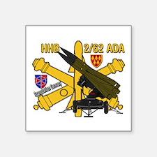 """HHB 2/62 ADA Square Sticker 3"""" x 3"""""""