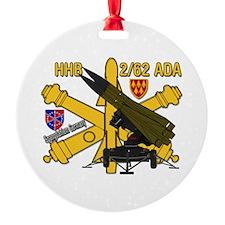 HHB 2/62 ADA Ornament