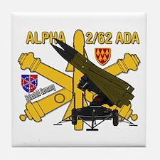 Alpha 2/62 Ada Tile Coaster