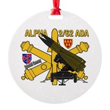 Alpha 2/62 Ada Ornament