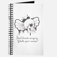 I Had Brain Surgery - Grey Journal