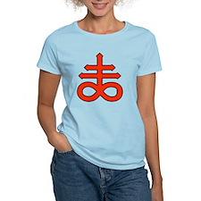The Satanic Cross T-Shirt