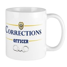 Corrections Officer Mugs