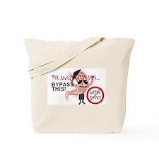 Cute Weight watcher Tote Bag