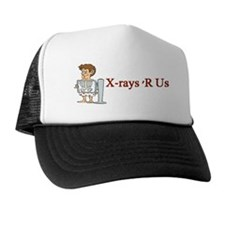 X-Rays Are Us Trucker Hat