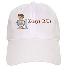 X-Rays Are Us Baseball Cap