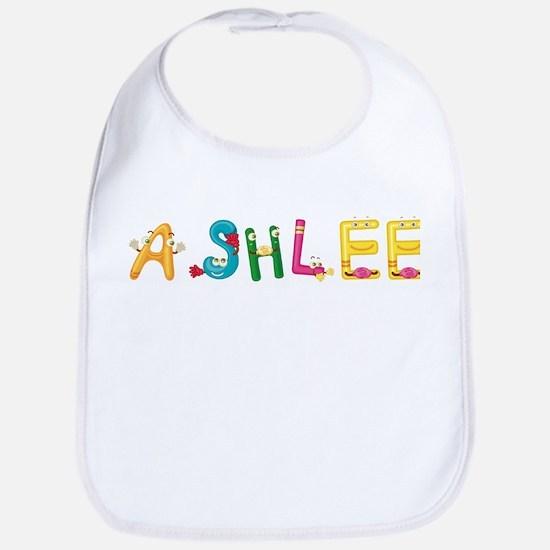 Ashlee Baby Bib