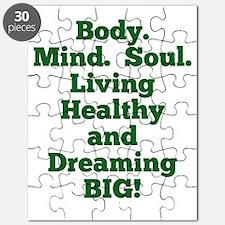 Body, Mind, Soul Puzzle