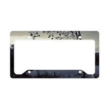 Gothscape License Plate Holder