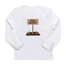 Grow Dammit Long Sleeve T-Shirt