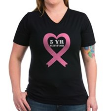 Breast Cancer 5 Year S Shirt